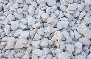 BIG BAG EXPRESS : Gravier blanc calcaire